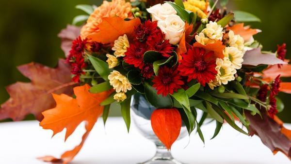 October flowers: which fits this season?