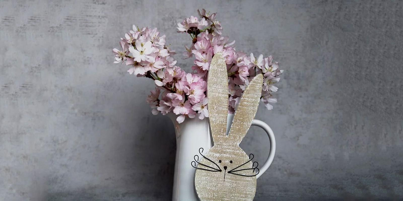 Easter: The most beautiful products at Roobos wholesale for flowers and plants