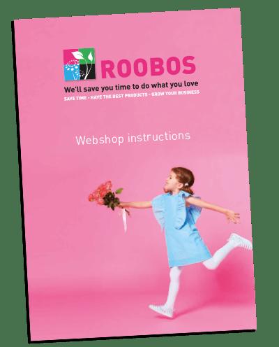webshop instructions